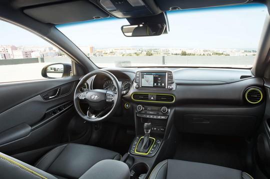 SUV cỡ nhỏ Hyundai Kona chính thức ra mắt - Ảnh 7.