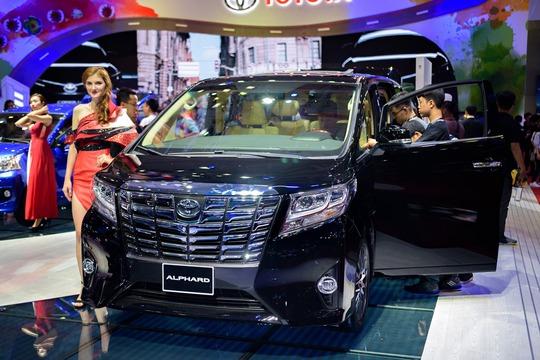 Toyota Alphard - chuyên cơ mặt đất vừa ra mắt có gì? - Ảnh 4.