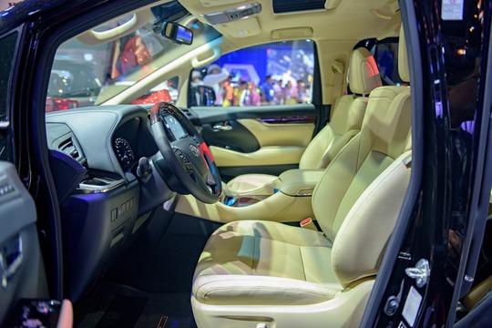 Toyota Alphard - chuyên cơ mặt đất vừa ra mắt có gì? - Ảnh 7.