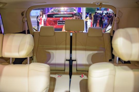Toyota Alphard - chuyên cơ mặt đất vừa ra mắt có gì? - Ảnh 12.