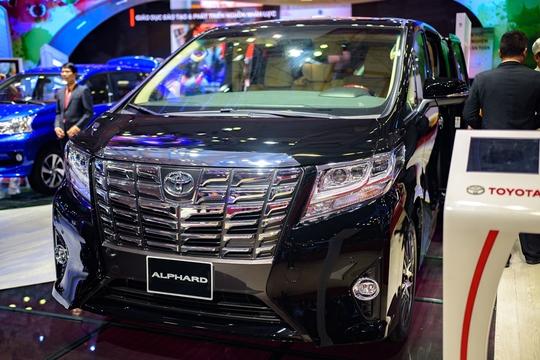 Toyota Alphard - chuyên cơ mặt đất vừa ra mắt có gì? - Ảnh 1.
