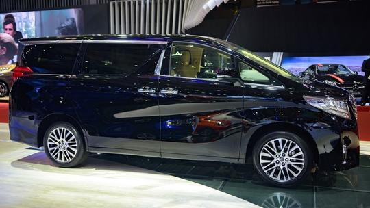 Toyota Alphard - chuyên cơ mặt đất vừa ra mắt có gì? - Ảnh 3.