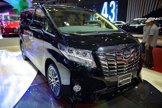 Toyota Alphard - chuyên cơ mặt đất vừa ra mắt có gì? - Ảnh 2.
