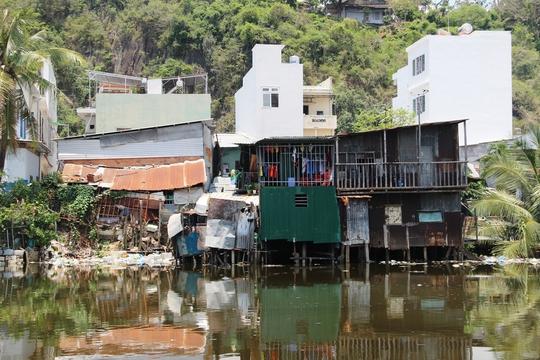 Quy hoạch xóm nước đen ở Nha Trang - Ảnh 1.