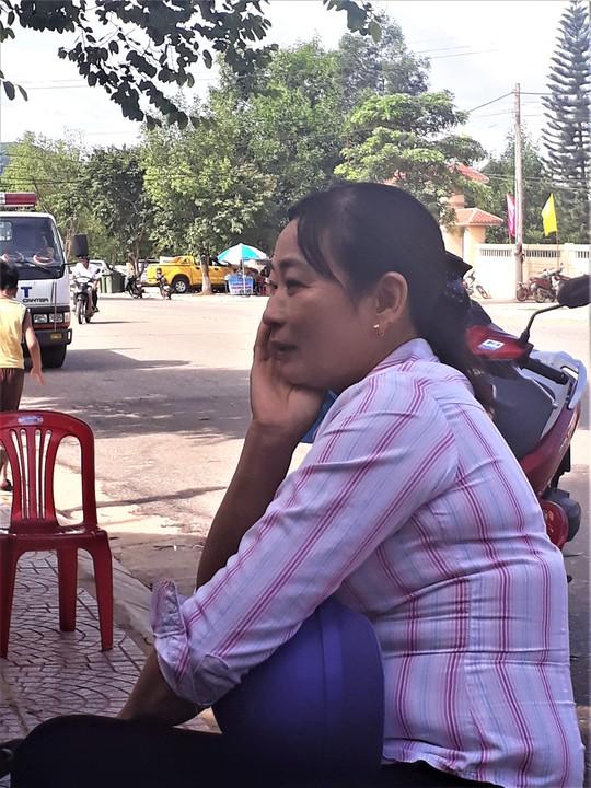 Nữ phụ huynh giải cứu một thí sinh đi thi quên mang giấy tờ - Ảnh 2.