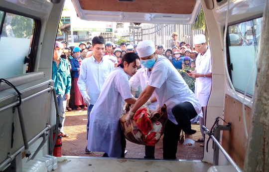 Vụ tai nạn thảm khốc tại Gia Lai: Vợ tài xế xin lỗi nạn nhân - Ảnh 2.