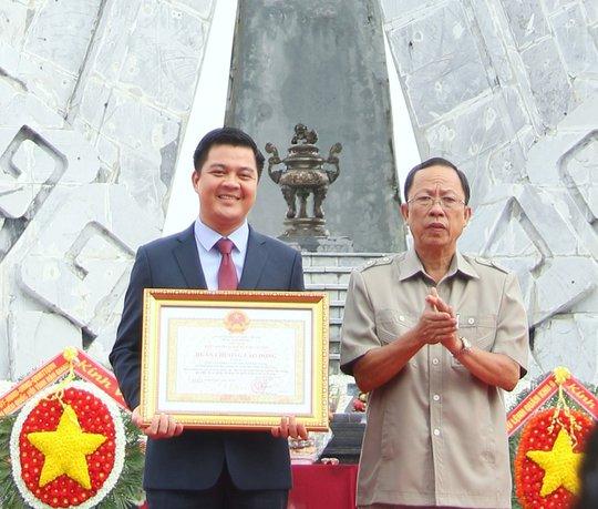 Hậu Giang hoàn thành nâng cấp nghĩa trang liệt sĩ tỉnh - Ảnh 3.