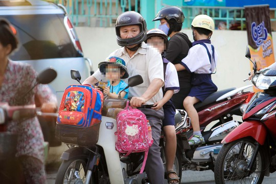 Vì sao trẻ sợ đi học? - Ảnh 1.