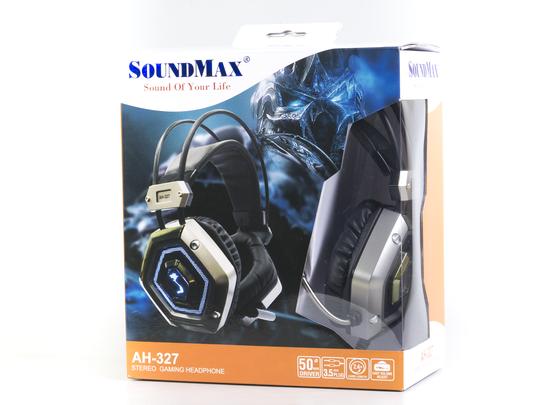 SoundMax ra mắt dòng tai nghe game thủ mới - Ảnh 1.