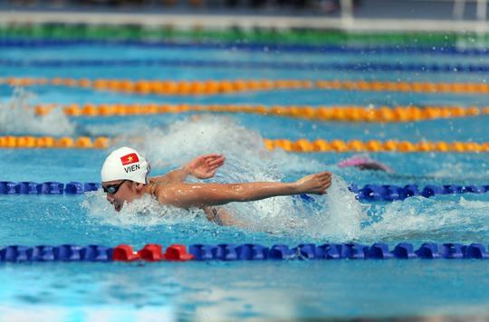 Sức mạnh của bơi lội Việt - Ảnh 1.