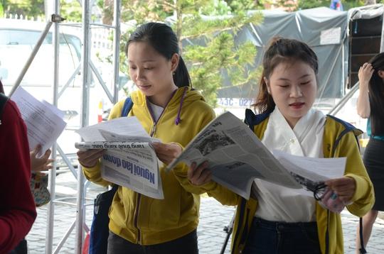 Hơn 3.000 việc làm dành cho sinh viên miền Trung - Ảnh 4.
