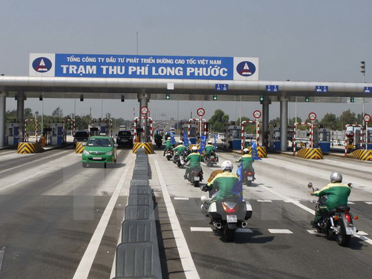 Đường cao tốc TP HCM - Long Thành - Dầu Giây thu phí kín - Ảnh 1.