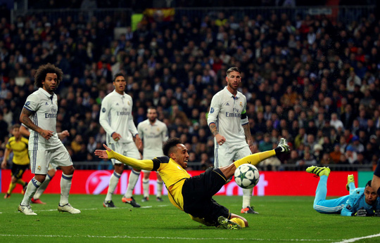 Dortmund - Real Madrid đấu súng - Ảnh 1.