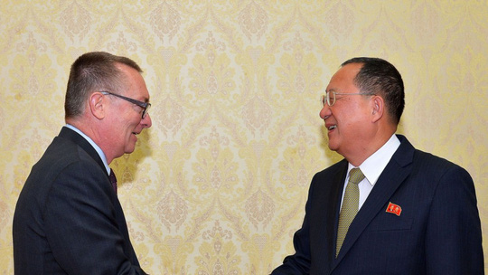 """Nghị sĩ Mỹ tố Trung Quốc """"nói dối"""" về Triều Tiên suốt 25 năm - Ảnh 2."""