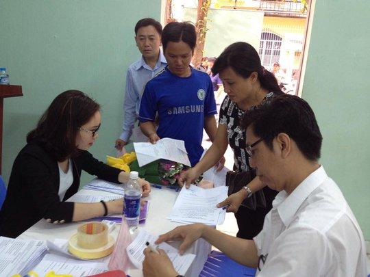 Một doanh nghiệp có vốn đầu tư nước ngoài tại TP HCM tuyển lao động