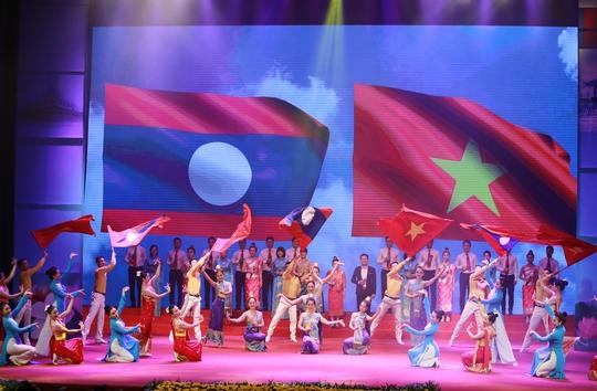 Gìn giữ, phát huy mối quan hệ đặc biệt Việt Nam - Lào - Ảnh 1.