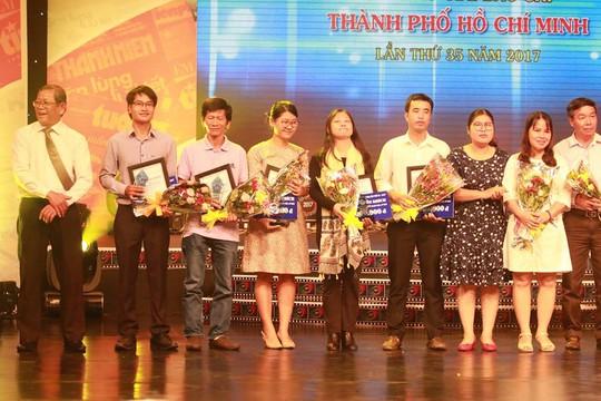 Báo Người Lao Động đoạt 6 giải Báo chí TP HCM - Ảnh 4.