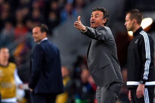 HLV Enrique tin Juventus sẽ vô địch Champions Leaue sau khi đánh bại đội bóng của ông