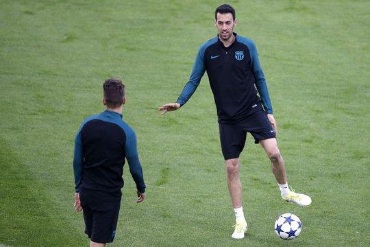 Sergio Busquets trở lại sẽ giúp Barcelona chắc chắn hơn