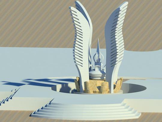 Hội An kêu gọi đóng góp xây công viên – đài tưởng niệm 32 tỉ - Ảnh 4.