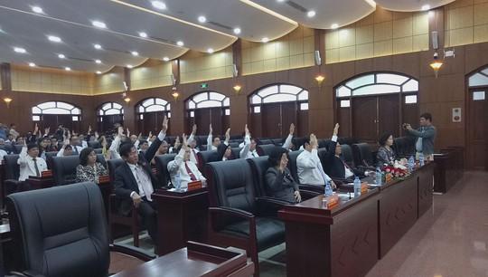HĐND TP Đà Nẵng bãi nhiệm ông Nguyễn Xuân Anh - Ảnh 3.