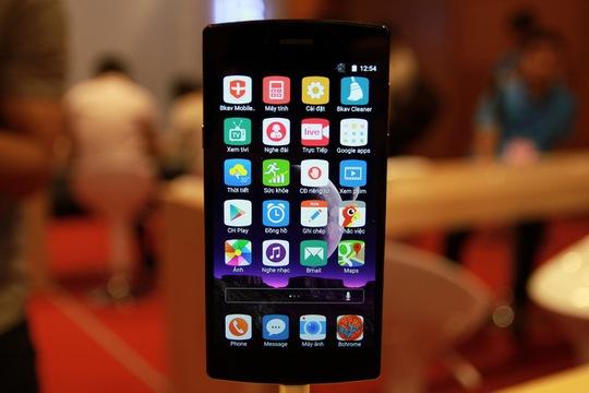 Bkav Bphone 2 sẽ được phân phối qua hệ thống Thế Giới Di Động - Ảnh 1.