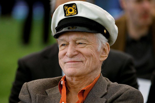 Ông trùm sáng lập tạp chí Playboy qua đời - Ảnh 1.