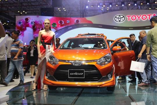 Ba mẫu xe hơi Nhật giá rẻ sắp đổ bộ Việt Nam năm 2018 - Ảnh 1.