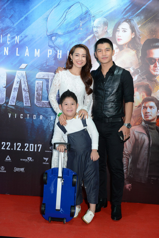 Victor Vũ: Làm phim cảm xúc hơn sau khi cưới vợ! - ảnh 4