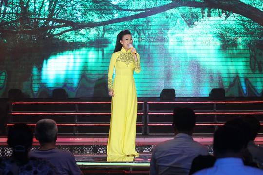 Đàm Vĩnh Hưng, Minh Hằng, Ngô Kiến Huy đốt cháy live show 9 Mai Vàng kết nối - Ảnh 20.