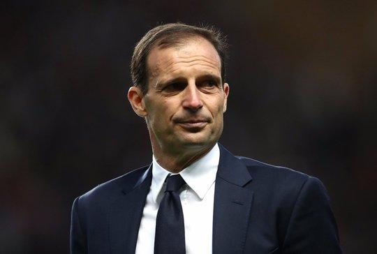 HLV Allegri của Juventus