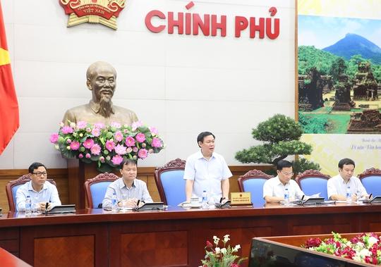 Phó Thủ tướng yêu cầu đàm phán với nhà đầu tư giảm phí BOT - Ảnh 1.