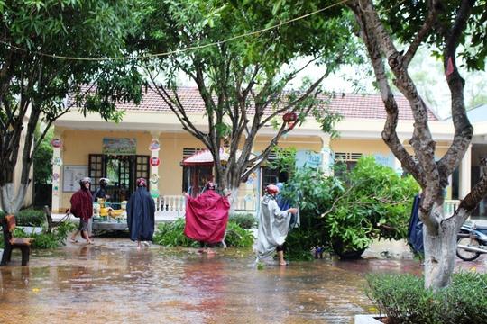 Người dân hối hả phòng chống bão số 10 giật cấp 15 - ảnh 5