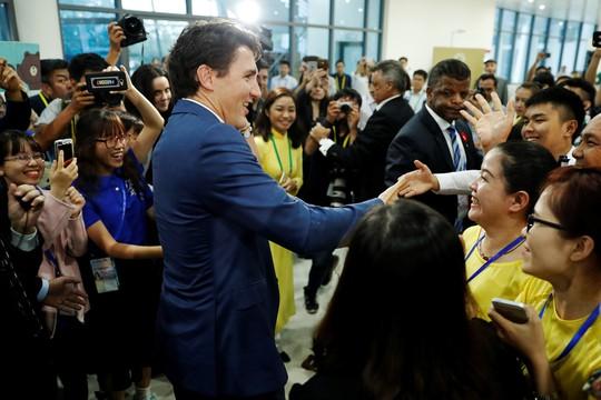 Thủ tướng Canada bất ngờ mở lời về TPP tại Đà Nẵng - Ảnh 5.