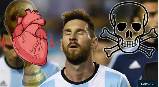 Messi, niềm hy vọng của Argentina