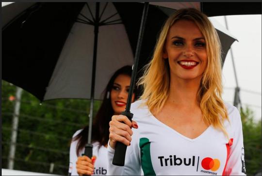 Những chân dài trên đường đua mô tô San Marino 2017 - Ảnh 3.