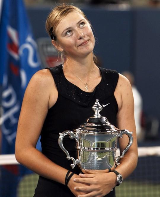 Sharapova không dừng bước: Thành công tìm tới - Ảnh 2.