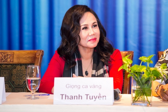 Ca sĩ Thanh Tuyền:
