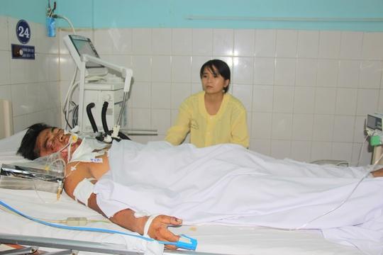 Vụ tai nạn thảm khốc tại Gia Lai: Vợ tài xế xin lỗi nạn nhân - Ảnh 1.