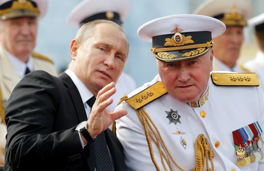 Nga còn nương tay với Mỹ? - Ảnh 1.
