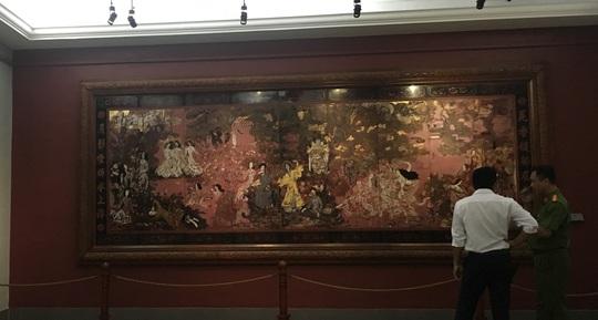 Bảo tàng Mỹ thuật TP HCM cần lột xác - Ảnh 1.