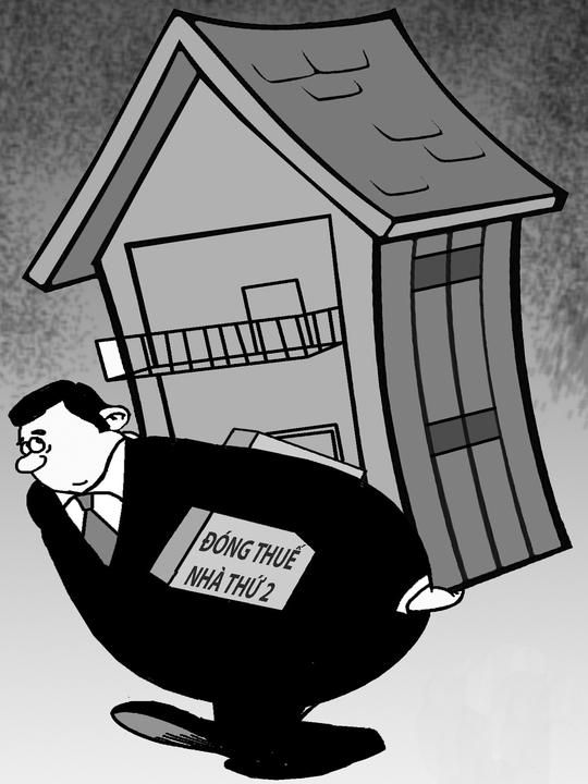 Thuế tài sản: Làm sao công bằng? - Ảnh 1.
