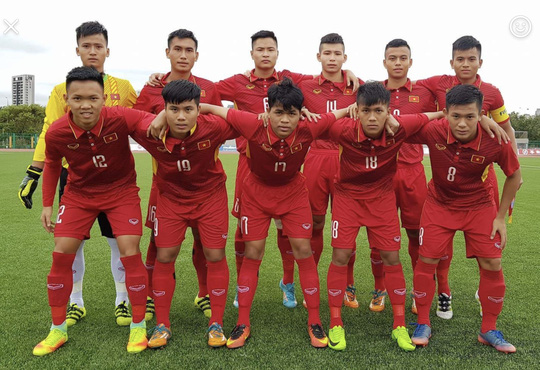 Giữ lửa cho U19 Việt Nam - Ảnh 1.