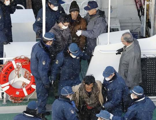 Ám ảnh tàu ma Triều Tiên - Ảnh 1.