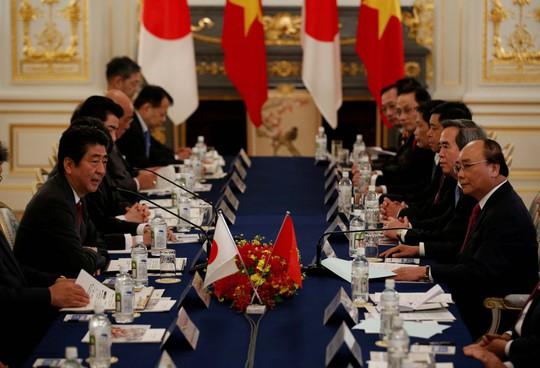 Quan hệ Việt - Nhật phát triển toàn diện - Ảnh 1.