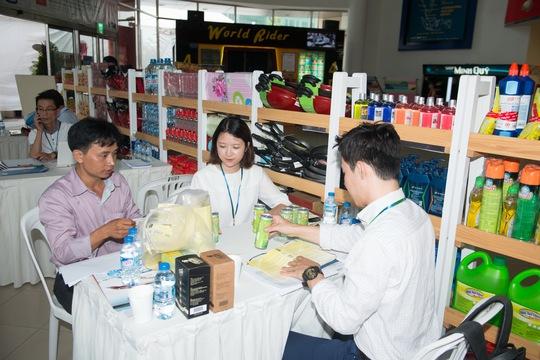 Lotte Mart xuất khẩu 2.000 tỉ đồng hàng Việt - Ảnh 1.