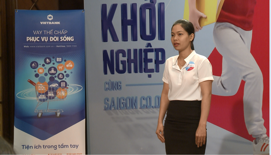 """Dàn thí sinh đa dạng trong """"1 tỉ khởi nghiệp cùng Saigon Co.op"""" - Ảnh 3."""