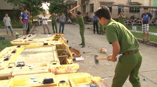 Người Trung Quốc lại giở trò với game bắn cá - Ảnh 1.