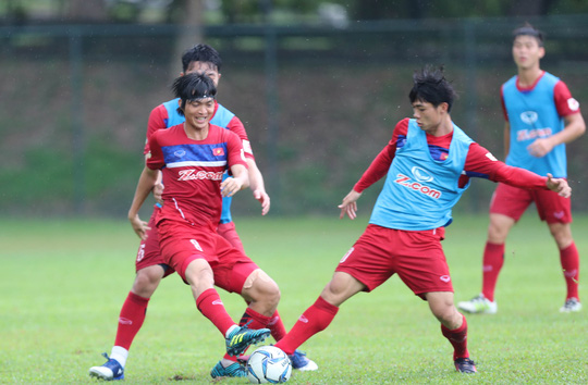 10 cầu thủ HAGL lên U23 Việt Nam chuẩn bị VCK châu Á - Ảnh 1.