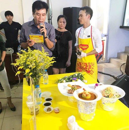 Nghệ sĩ Xuân Hương làm giám khảo Nhà báo với nghệ thuật ẩm thực - Ảnh 5.